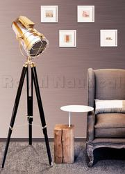 Adjustable Wooden Mini Lamp for a classy interior