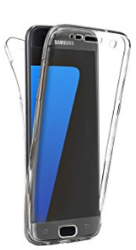 Front and Back body cover for Samsung Galaxy S8