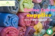 Cotton Jersey Fabric Supplier | Cotton Fabric Manufacturer