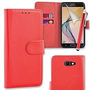 Samsung Galaxy A3 Red Case Cover