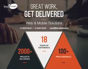 Best Mobile App Development Company London – Blazedream