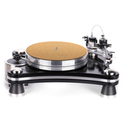 12″ Turntable Slipmat – Cork - Glowtronics