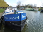 Do you want to buy a House Boat in London?