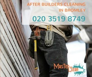 After builders cleaning Bromley