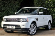 Certified Used Land Rover Cars in London