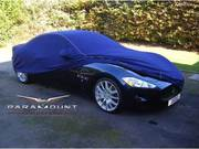 Maserati Modern and Classic Luxury Custom Tailored Indoor Car Cover