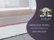 Underfloor heating System- The Flooring Group Ltd
