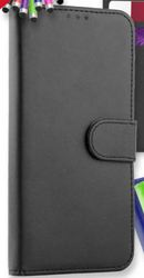 Premium PU Leather Flip Wallet Case Cover Pouch for Samsung Galaxy S8