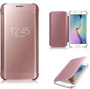 Connect Zone Luxury Mirror Flip Back Case for Samsung Galaxy J5 (2016)