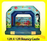Underwater Bouncy Castle