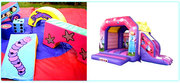 Combo Castle With Surrey Soft Play