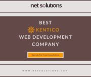 Best Kentico CMS Web Development Service Company UK