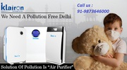 Air Purifier for Industry | Air Purifier for Industrial Use