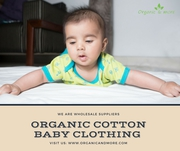 Organic cotton baby clothing | Manufacturer | Supplier