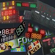 An  Extra Ordinary LED Sports Display