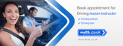 Book Appointment for Driving lessons Instructor in London,  UK – Mydl