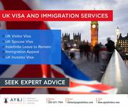 A Y & J Solicitors – Experts in Visa and Immigration Law in UK