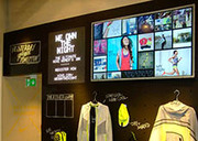 High Quality LED Retail Display