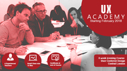 UX Academy is a highly interactive 8-week evening courses