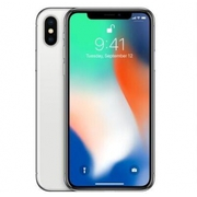Apple iPhone X 64GB Silver-New-Original, Unlocked Phone