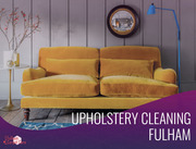 Fulham Upholstery Cleaners