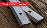 Get CHARNWOOD W580/1 Planer Thicknesser Blades Knives - 1 Pair Online