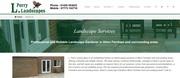 Landscape construction services surrey