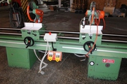 20-28-533  Double cross-cut saw SALVARANI (used)