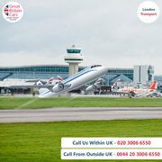 London city to Gatwick transfer -Great Britain cars