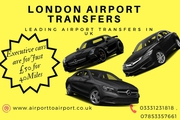 Leading London Airport Transfers at Just 50GBP