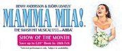 Mamma mia Theatre show Tickets