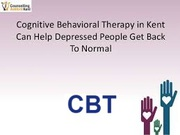 CBT Therapy Ashford