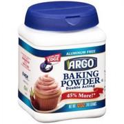 Argo Baking Powder 340g