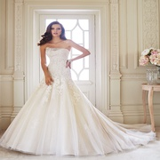 Searching for stunning bridal dresses in London?