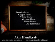 Royal and classy wooden,  bone,  copper handicraft providers in Europe