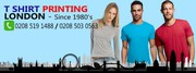 Buy Printed TShirts From T Shirt Printing London For Promotional Event