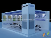 Top 3D Stall Design in India by Nipra3DStudio