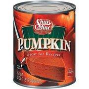 Shurfine Natural Pumpkin 822g (29oz) - American Import
