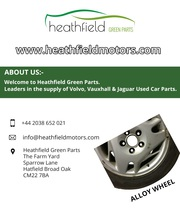 Buy second hand car parts