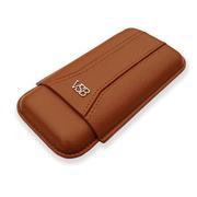 leather cigar case- vsblondon