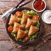 Best Veg Samosas in London - Oriental Foods