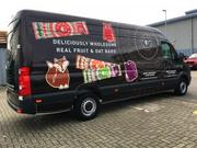 Buy Good Quality Vehicle Graphics in kent