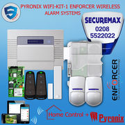 PYRONIX ENFORCER WIRELESS ALARM SYSTEM DIGI-WIFI KIT