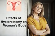 A woman may have a Hysterectomy for different reasons