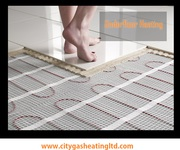 Under floor Heating  UK  by CItegasheating