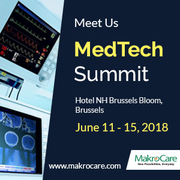 Meet MakroCare at MedTech Summit 2018 in Brussels