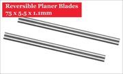 Get 75mm Planer Blades-TCT 75mm Planer Blades 1 Pair/ 2 Pieces Online