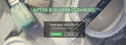 After builders cleaners Surrey - Affordable Rates