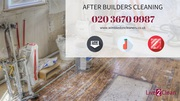After builders cleaning services in Wimbledon