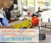 End of tenancy cleaning in Bromley - Book Today